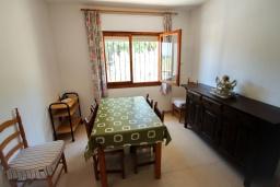 Кухня. Испания, Кальпе : - Роскошная вилла с бассейном и зеленым садом, 4 спальни, 2 ванные комнаты, барбекю, парковка, Wi-Fi