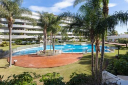 Вид. Испания, Марбелья : Апартамент 160м2, 3 спальни, 3 ванные, огромная терраса в комплексе с бассейном