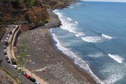 Пляж Сокорро в Пуэрто де ла Крузе