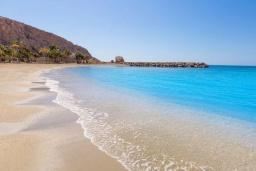 Пляж Агилас в Картахене