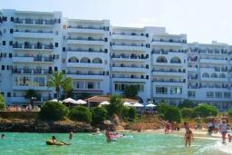 Пляж Кала-Гран в Порт де Алькудии