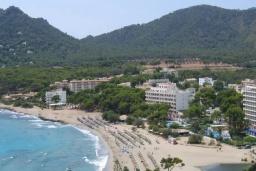 Пляж Каньямель в Порт де Алькудии