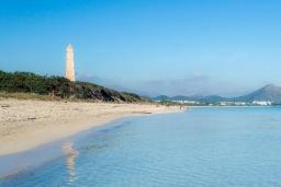 Пляж Плайя-де-Муро в Порт де Алькудии