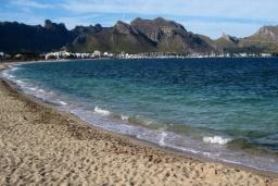 Пляж Порт-де-Полленса в Порт де Алькудии