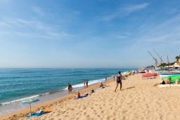 Пляж Сан-Поль-де-Мар в Мальграт-де-Маре