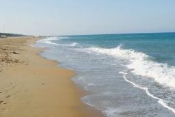 Пляж Барроса в Чиклана-де-ла-Фронтере