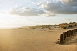 Пляж Ла-Бота в Уэльве