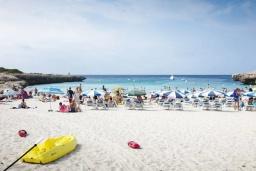 Пляж Кала-эн-Боск в Менорке