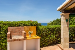 Ванная комната 6. Испания, Менорка : Уединенная вилла, расположенная в небольшом тупике с садами, с потрясающим видом на море, 4 спальни,3 ванные комнаты,частный бассейн