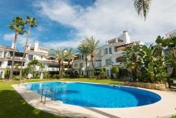 Территория. Испания, Новая Андалусия : Очаровательные апартаменты расположены в Новой Андалусии. Комнаты выполнены в неповторимом современном средиземноморском стиле.
