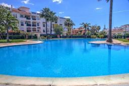 Бассейн. Испания, Марбелья : Апартаменты с собственной террасой и садом,3 спальни, 2 ванные комнаты, частная терраса