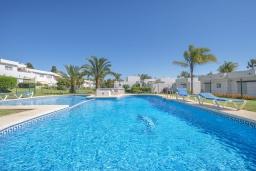 Бассейн. Испания, Марбелья : Просторные апартаменты с 3 спальнями для отдыха семьей или с друзьями