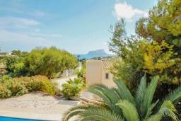 Зелёный сад. Испания, Бенисса : Красивая вилла для отдыха в Бениссе, частный бассейн, 2 спальни, ванная комната, теннисные корты в 10 мин. ходьбы