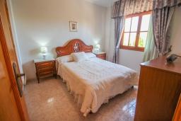 Спальня 2. Испания, Кальпе : Просторная вилла расположена в тихом жилом районе с частным бассейном и видом на море и Кальпе, 3 спальни, 2 ванные комнаты, WIFI