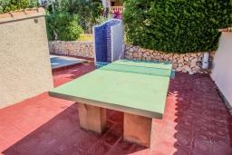 Развлечения и отдых на вилле. Испания, Бенисса : Очаровательная современная вилла для отдыха расположенная у холмов Монтемар, частный бассейн, 2 спальни, ванная комната, парковка
