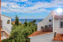 Вид. Испания, Кальпе : Очаровательная вилла в тихом месте с частным бассейном, 3 спальни, ванная комната + гостевой туалет