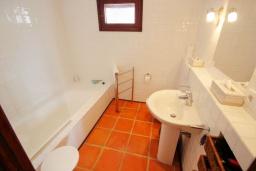 Ванная комната 2. Испания, Бенисса : Эксклюзивная вилла расположенная в прекрасном месте с видом на море и горы, частный бассейн, 2 спальни, 2 ванные комнаты, 2 гостиные