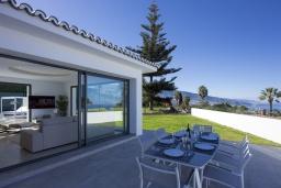 Испания, Пуэрто де ла Круз : Романтическая современная вилла с частным садом и открытым бассейном, 3 спальни, бесплатная парковка на территории, wi-fi