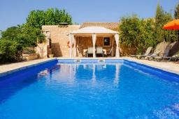 Бассейн. Испания, Феланикс : Атмосферная вилла для отдыха на Майорке, с 3 спальнями, 3 ванными комнатами и собственным бассейном.