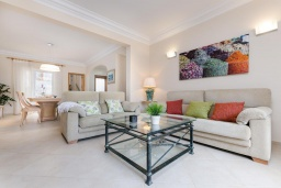 Студия (гостиная+кухня). Испания, Кан-Пикафорт : Шикарные апартаменты с террасой и отдельным входом