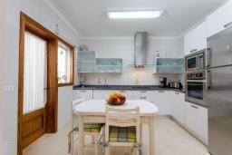 Гостиная / Столовая. Испания, Кан-Пикафорт : Шикарные апартаменты с террасой и отдельным входом