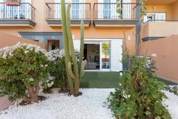 Испания, Пуэрто де ла Круз : Уютная современная вилла с открытым бассейном, с которой открывается шикарный вид на долину Ла-Оротава и вулкан Тейде. 3 спальни, 3 ванные комнаты, гараж на 2 машины, wi-fi