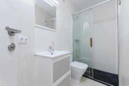 Ванная комната. Испания, Муро : Просторный таунхаус для отдыха 6-и гостей