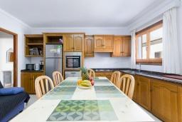 Студия (гостиная+кухня). Испания, Муро : Просторный таунхаус для отдыха 6-и гостей