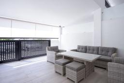 Испания, Коста Адехе : Уютные современные аппартаменты с общим бассейном, всего 22мин. до пляжа Плайя де Фаньябе. 2 спальни, 2 ванные комнаты, просторная открытая терраса, wi-fi