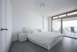 Испания, Санта-Крус-де-Тенерифе : Симпатичная современная квартира с большой крытой террасой, с шикарным видом на Атлантический океан и гору Тейде. 2 спальни, 1 ванная комната, wi-fi