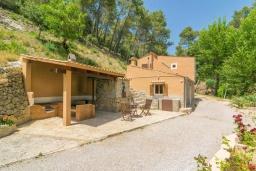 Территория. Испания, Андрайч : Очаровательный дом с частным бассейном и террасой