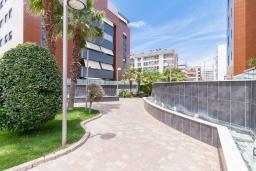 Территория. Испания, Гранада : Уютная современная квартира в Гранаде недалеко от научного парка и кафедрального собора с одной спальней, ванной комнатой и бассейном, Wi-Fi.