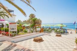 Территория. Испания, Нерха : Двухкомнатная квартира с видом на город в Нерхе, в 350 м от пляжей  Торресилья и Эль-Салон и менее чем в 1 км от смотровой площадки «Балкон Европы», 1 спальня, 1 ванная комната, Wi-Fi.