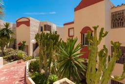 Вид на виллу/дом снаружи. Испания, Фуэнхирола : Прекрасные апартаменты с двумя спальнями и бассейном в урбанизации Каронте-де-Калахонда, в одном из лучших районов Коста-дель-Соль, в 800 м от пляжа Плайя-де-Калахонда и в 1,9 км от пляжа Плайя-де-Калаонда, 2 ванные комнаты, Wi-Fi.