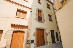 Вход. Испания, Тосса-де-Мар : Недавно отремонтированный, обновленный таунхаус, расположенный в центре города Тосса-де-Мар, с 2 спальнями и 2 ванными комнатами