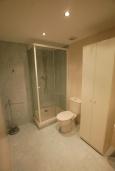 Ванная комната. Испания, Тосса-де-Мар : Уютные апартаменты с хорошим комфортабельным интерьером,с 3 спальнями, 2 ванными комнатами террасой с обеденной зоной