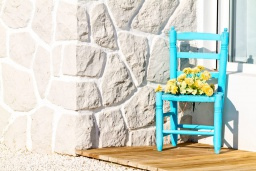 Прочее. Испания, Альфас-дель-Пи : Современная вилла в стиле бунгало с собственным бассейном, находится в городе Альфас-дель-Пи, имеет 3 спальни и 1 ванную комнату