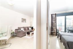Коридор. Испания, Бенидорм : Комфортабельная квартира расположенная в очаровательном районе рядом с морем, просторная и светлая, с 1 спальней, 1 ванной комнатой и большой террасой