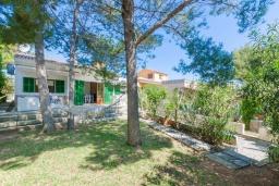 Территория. Испания, Сон-Серра-де-Марина : Прекрасное шале с садом и несколькими террасами