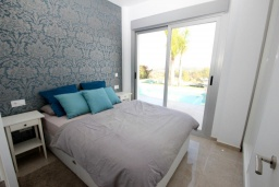 Спальня 2. Испания, Полоп : Роскошная вилла, расположенная в тихом районе, с потрясающим видом на Средиземное море, с 3 спальнями, 2 ванными комнатами и частным бассейном