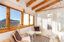 Коридор. Испания, Алтея : Уникальный загородный таунхаус с собственной террасой, расположенный всего в 50 метрах от церкви Альтеа, с 2 спальнями, 2 ванными комнатами и террасой с видом на море и город.