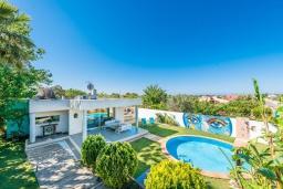 Территория. Испания, Маррачи : Стильное шале с частным бассейном и садом