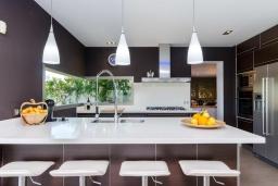 Гостиная / Столовая. Испания, Маррачи : Стильное шале с частным бассейном и садом