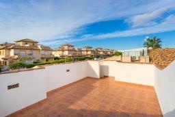 Испания, Плайя Фламенка : Симпатичный недавно отремонтированный дом для отдыха, с общим коммунальным бассейном, с 2 спальнями и 1 ванной комнатой