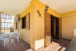 Вход. Испания, Плайя Фламенка : Очаровательная 2х комнатная квартира, недалеко от пляжа, и всех местных удобств