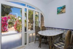 Обеденная зона. Испания, Сьюдад Кесада : Красивый таунхаус с 2 спальнями и 1 ванной комнатой в закрытом сообществе в популярном районе Донья Пепа.