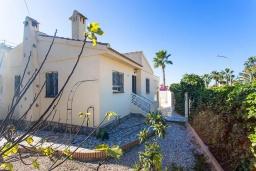 Вид на виллу/дом снаружи. Испания, Сьюдад Кесада : Прекрасная вилла в Сьюдад Кесада с частным бассейном, 3 спальнями, 2 ванными комнатами, кондиционером и бесплатным Wi-Fi