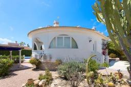 Вид на виллу/дом снаружи. Испания, Сьюдад Кесада : Красивая и очень просторная вилла с 3 спальнями и 2 ванными комнатами с большим частным бассейном.