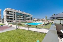 Территория. Испания, Торремолинос : Фантастические апартаменты с детской площадкой, теннисным кортом, кондиционером и бассейном в Торремолиносе, в 300 м от пляжа Лос-Аламос и в 600 м от пляжа Кампо-де-Гольф, 2 спальни, 2 ванные комнаты, Wi-Fi.