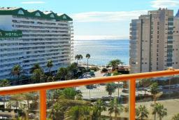 Вид на море. Испания, Кальпе : Небольшая симпатичная квартира с уютным интерьером, не оставит Вас равнодушными, с 1 спальней, 1 ванной комнатой и потрясающим видом на море.